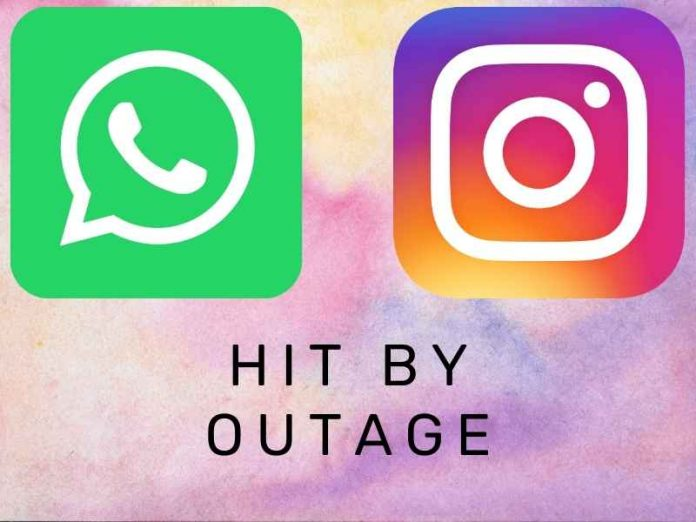 Instagram and WhatsApp