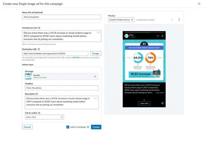 LinkedIn Starts Testing Stories