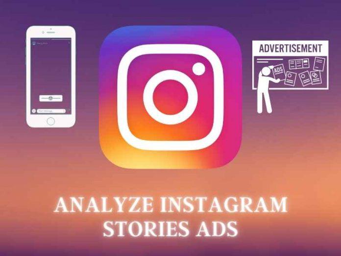Analyze Instagram Stories Ads