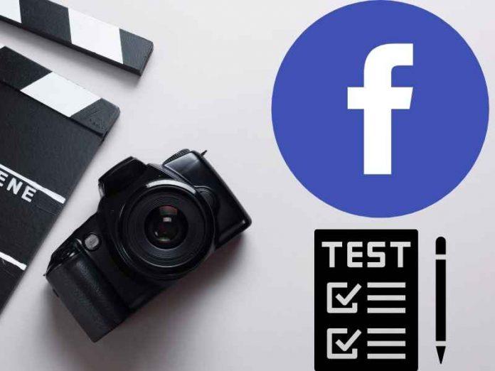 Facebook Organic Video Post