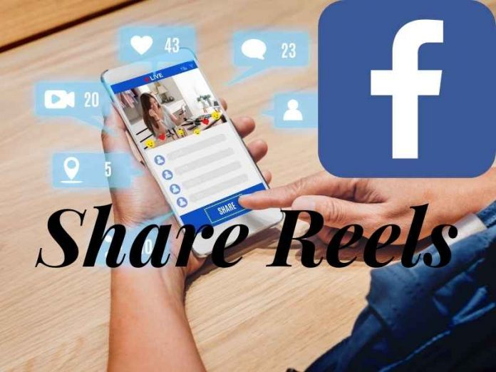 Share Reels On Facebook