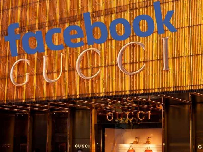 Facebook And Gucci