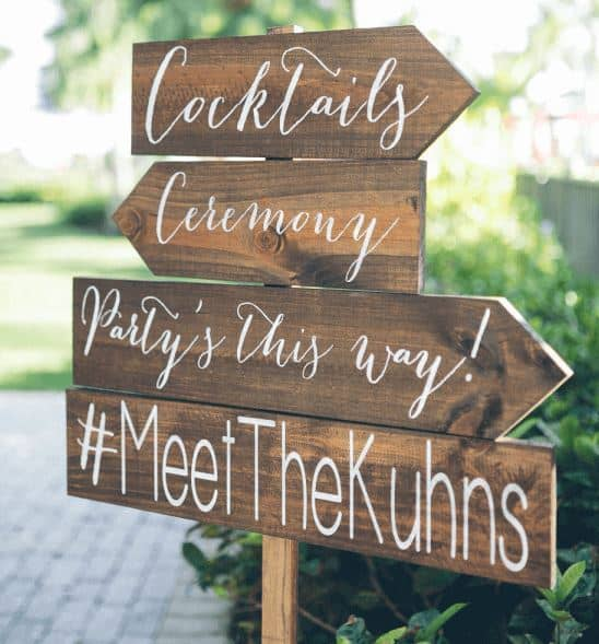 Wedding‌ ‌Hashtags:‌ ‌7‌ ‌Creative‌ ‌Ways‌ ‌You‌ ‌Can‌ ‌Use‌ ‌Them