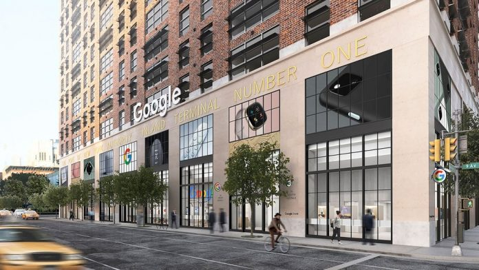 Google is opening a retail store