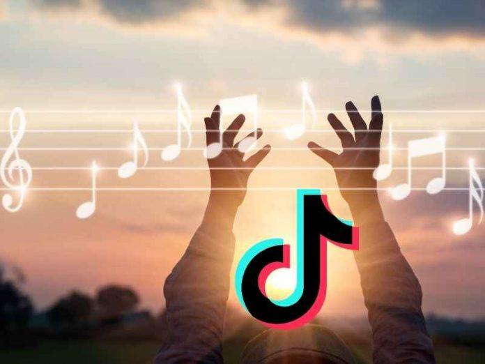Tiktok Interactive Music Effects