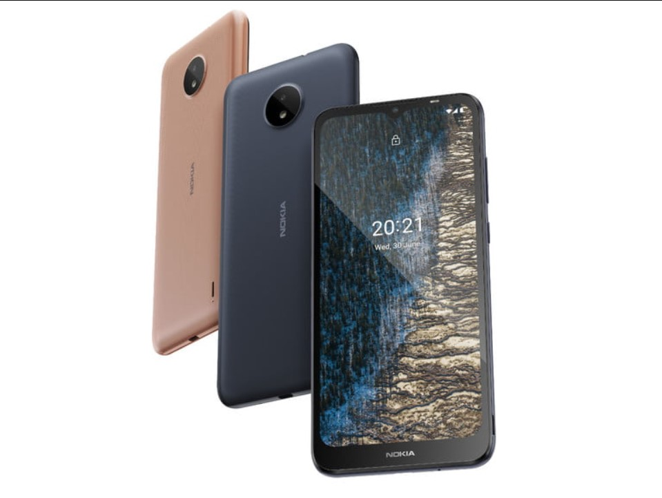 Nokia budget phone lineup