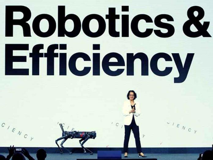 5G Robots