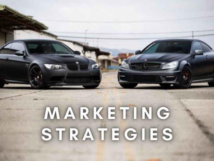 BMW and Mercedes Benz Marketing Strategies