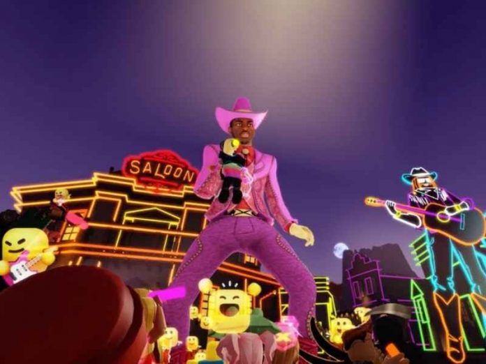 Roblox signs music partnership with Sony